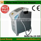 0-150J/cm2 Best Selling Products 808nm Diode Laser Hair Removal Beard Machine Epicare Hair Removal Diode Laser Lip Hair 50-60HZ