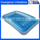 inflatable swimming pools float transparent air mattress