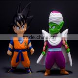 custom plastic mini dragon ball action figures factory,plastic mini dragon ball action figures,custom pvc action figure factory
