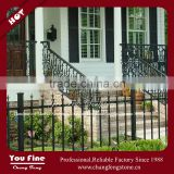 Beautiful Classic Outdoor Metal Stair Railing                                                                         Quality Choice