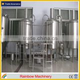Home brewing equipment, copper home brew equipment moved beer fermenter 50l,100l,200l,300l,400l,500l