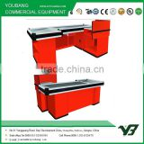 Supermarket Checkout Counter Equipment, shop cash counter                                                                         Quality Choice