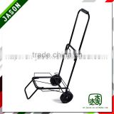 Useful tube folding luggage cart