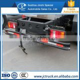 Euro 3 Euro 4 Emission Standard china howo fuel tank engine/ oil tank truck wholesale price