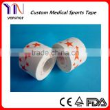 custom Zinc oxide plaster /sport tape Manufacturer CE FDA ISO approved