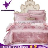 Luxury Cotton Jacquard Customs Super King Size Bedding Sets