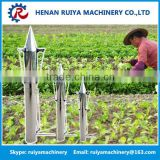Hand held vegetable seeding transplanter / manual vegetable transplanter/seeder