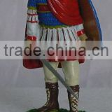 Metal Knight Armor, Colorful Soldier Figurines, Warrior