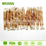 Dental Stick Dental Chews Chicken Wrapped Munchy Stick Pets and Dogs Food Factory Dog Treats Dog Chews