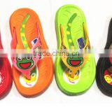 China footwear wholesale shoes EVA kids slippers