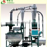 6F Wheat Flour Mill Milling Machines,Mini Self-feeding Roller Maize Corn Flour Mill,Small Grain Roller Mill