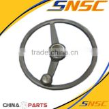 Construction machinery part,for lonking loader spare parts ,LG853.06.02.01,Steering wheel assembly