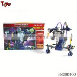 Atractive and cheap 227pcs battery operated intelligent building block new kids toys for 2014