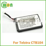 3.7V 700mAh Lithium ion Battery for Telstra CTB104, Thub 253230694 Cordless Phone Battery