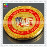 custom your coin,commemorative of American flag,custom gold coin with plating technology