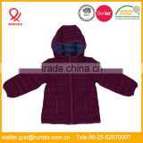 baby girls Padded jakets with hood RKJ002