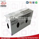 40 years' experiences to manufacture custom printed cardboard packaging for frozen food in Shanghai