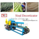 INQUIRY about ZGM-4402 Sisal Fiber Extractor Machine 2t/h In Kenya