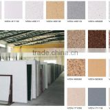 Dongguan manufacturer wholesale artificial marble sheets quartz stone big slab