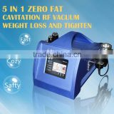 5 in 1 fast cavitation slimming acoustic wave therapy machine