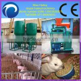 high efficiency poultry feed production line machinery/fish feed pellet production line 0086-13503826925