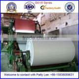 High speed A4 paper newspaper making machine and paper factory copy paper making machinery