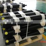 Front end hydraulic cylinder/stainless steel telescopic pipe/tractor loader hydraulic cylinder
