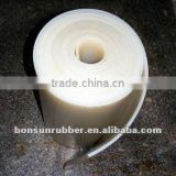 China Transparent Silicone Rubber Sheet