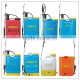 Hot sell 16L Agricultural sprayers backpack battery operated knapsack sprayer 767 for Ghana