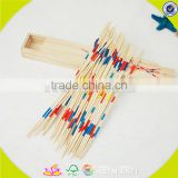 wholesale baby wooden stick game most popular kids wooden stick game funny children wooden stick game W01B015