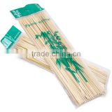 Top quality safe 7`` bamboo candy floss sticks