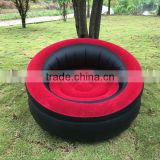 SF14 light weight wholesale outdoor portable lazy sofa folding inflatable bed on beach