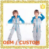 Customized zipper up outfit baby romper girl and boy jumper suit jumpsuit uniform