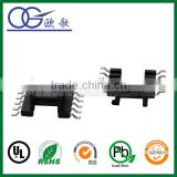plastic bobbinEPC13 bakelite/phenolic bobbin for high frequency transformer in LCP material