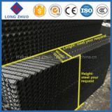 19mm glued size pvc infill plastic cooling tower infill