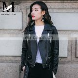 INQUIRY about OEM Service Elegant Genuine Lamb Sheep Fur Coat Ladies Fancy Leather Jacket