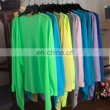 2015 Summer Ultra-thin Long Sleeve Women's Sun Protection Or Air Conditioning Cardigan Candy Color Thin Women's Tops