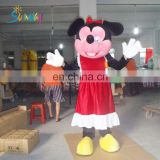 Animal fur costume professional cartoon character costumes