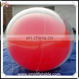 Wholesale double layer inflatable helium balloon,advertising inflatable helium sphere, sky flying helium balloon for sale