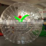 latest design inflatable Clear zorbing ball price