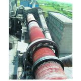 6.2*87m Rotary Kiln for 12000 T/D Dry-Process Cement Clinker Calcination Production Line