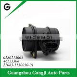 High Quality MAF Mass Air Flow Meter Sensor 0280218004 46533308 21083-1130010-01 for FIAT Marea