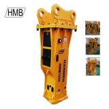 Excavators Silenced Type HMB1350  Hydraulic Hammer Earthmoving Breaker