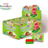 New Jelly Bubble Gum Candy