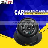 "12v security camera 1/3"" sony ccd 600tvl color digital camera indoor mini vehicle camera"
