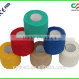 Latex Free Nonwoven Cohesive / Self Adhesive Flexible Bandage                                                                         Quality Choice