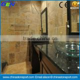 Brown Granite Wall Coating Customize Size