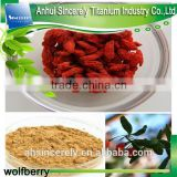 Professional OEM Chinese wolfberry juice powder