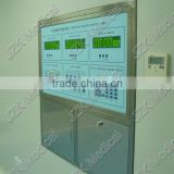 Hospital N2O laughing gas medical control box