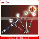 Promotional Cheap Flashlight Projector Pen